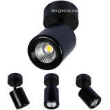 Meilleures ventes de 360 degrés réglable Spotlight COB LED Spot Light