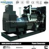 En espera de 200kw Grupo Electrógeno Deutz para aplicaciones industriales con Ce/Certificado ISO
