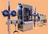 Automatischer Kennsatz, der Shrink-Hülsen-Maschine einschiebt