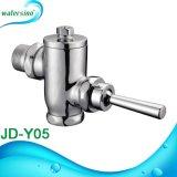 Válvula de lavagem de válvula de descarga de diluição de tempo