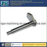 Zoll CNC-maschinell bearbeitenEdelstahl-Präzisionsteil
