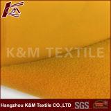 Tela consolidada de Softshell de la tela del paño grueso y suave del poliester de la membrana de TPU