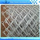 Frontière de sécurité de maillon de chaîne de treillis métallique de maillon de chaîne