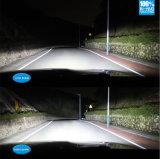 極度の明るいFanless 4800lm H4 H7 H11フィリップス7g車LEDのヘッドライトR4