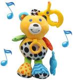 Het Stuk speelgoed van de Pluche van de Douane van de Dieren van het Stuk speelgoed van de pluche