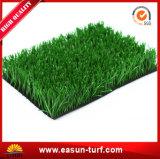 Het synthetische Kunstmatige Gras van het Gras van de Voetbal voor het Gebied van het Voetbal