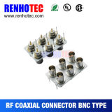 Type multi connecteur de moulage de connecteur du port BNC