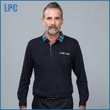 Мода высокое качество мужчин поло для пожилых людей