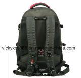 Deportes al aire libre de hombro doble Ordenador de viaje Mochila para portátil Bolsa (CY3681)