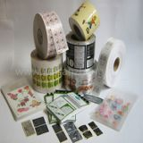 Collants colorés permanents chauds résistants de roulis de module de marque de vente de température élevée