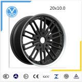 Rodas da liga do carro da fábrica da borda de China para a venda 16 17 18 19 20 polegadas