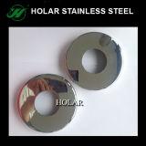 Baldacchino del corrimano dell'acciaio inossidabile, parti della scala
