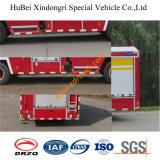 4ton de Vrachtwagen Euro3 van de Brand van het Water van het Schuim van Isuzu