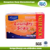 Servicio de lavandería de diferente color Jabón transparente