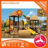 Vergnügungspark-Plastikplättchen-Kind-im Freienspielplatz-Set