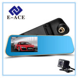 Gravador de vídeo Full HD 1080P Car DVR com tela de 4,3 polegadas
