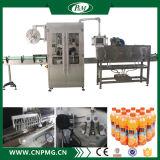 Elektrisch krimp Machine van de Etikettering van de Koker de Verpakkende