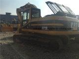 Excavador hidráulico usado 320 de /Caterpillar del excavador de la correa eslabonada del gato 330bl 325 330 345
