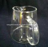 Alta taza del agua del vidrio de Borosilicate