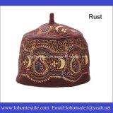 Form-Qualitäts-klassisches moslemisches Hut-Wolle-Gewebe-Material