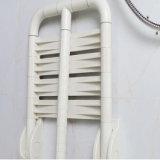 Faltende Nylonantischienen-Sauna-Stuhl-Badezimmer-Behinderte duschen Schemel
