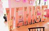 Decoratie van de Valentijnskaart en van het Huwelijk van Shindigz van de Rechtopstaande reiziger van het Knipsel van het Karton van de Brief van de liefde de Vastgestelde