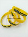 Custom brassards, Silicone Bracelets en Silicone pour la promotion de cadeaux