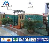 Tienda tradicional de Yurt de la pared de la lona para al aire libre