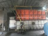 Chaudière à vapeur industrielle d'essence complètement automatique de charbon
