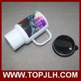 Caneca de plástico do carro de plástico impressa 3D personalizada
