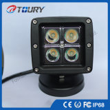 24V lampada automatica della testa dell'inondazione di CC 20W LED per fuori strada