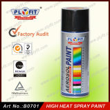 Aerosol a prueba de calor de acrílico de la pintura de la capa de cristal barata