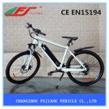 Bicicleta Eléctrica de la Ciudad de la Batería de Litio de 26 Pulgadas para la Venta