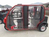 Высокое качество 3 колеса 4 Электромобиль Seaters с 150км выше допустимых пределов