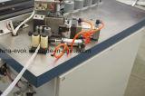 Curved&Straight 가장자리 밴딩 기계 Fbj-888를 접착제로 붙이는 신형 두 배 마스크