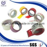 SGS utiliza para lacre del cartón BOPP Cinta de embalaje