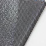 Il nero ha quadrato tessuto del reticolo di griglia il poli