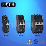 QA Disyuntor magnético hidráulico negro (CBI)