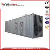 X-Grande gruppo elettrogeno diesel standby 1125kVA per il Bhutan