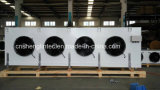 동관 알루미늄 탄미익 증발 공기에 의하여 냉각되는 콘덴서