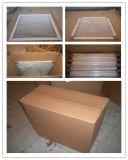 Grade de ar de alumínio da porta de ventilação