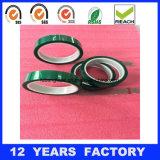 厚さ: 0.06mm高温緑ペットフィルムはシリコーンポリエステルテープを基づかせていた