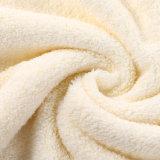 무거운 견면 벨벳, 자연, 믿을 수 없 부드러움과 Eco 친절한 100%년 면 목욕 수건 (BC-CT1012)
