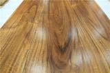 Suelo dirigido acacia corto de oro de la madera dura de la hoja