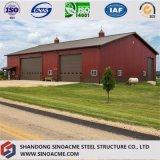 Sinoacmeの門脈フレームの手段のための鋼鉄構築の倉庫