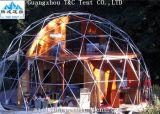 Geodetico/iglù/tenda rotonda della cupola per l'evento di cerimonia nuziale con lo SGS