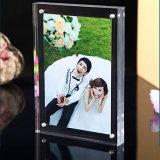 2017/2018 de frame acrílico creativo de Photofunia/foto, frame magnético acrílico da foto