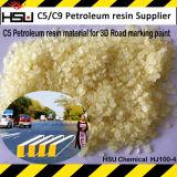 Resina hidráulica C5 del carbón para los materiales de la pintura de la marca de camino