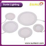 Lampe de panneau du gestionnaire IP44 24W DEL de Sunle PF95% (SL-MB024)