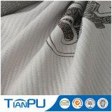 Jacquard transpirable en tejido de poliéster 100% tejido colchón
